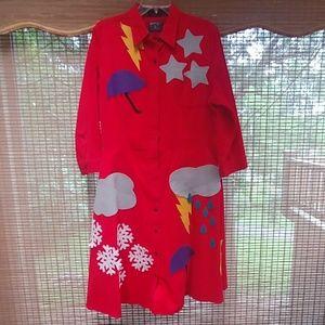 Mrs. Frizzell dress